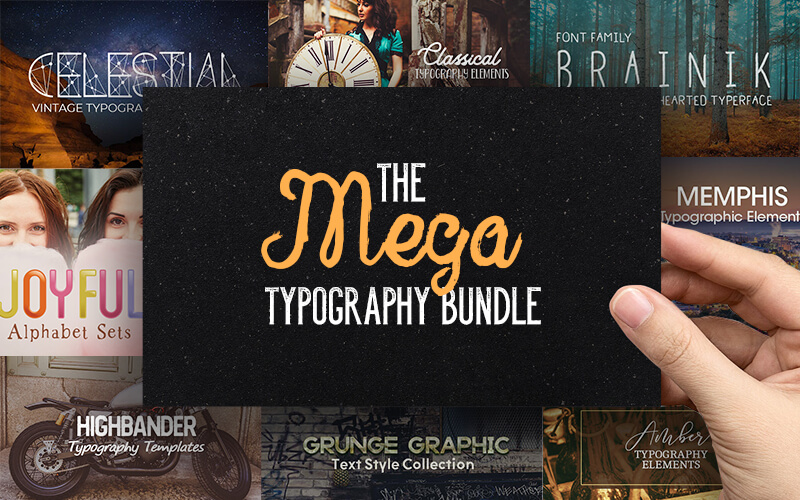 The-mega-Typography-Bundle-Feature-Image
